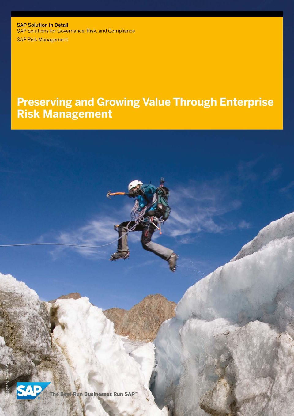 SAP Risk Management Preserving and