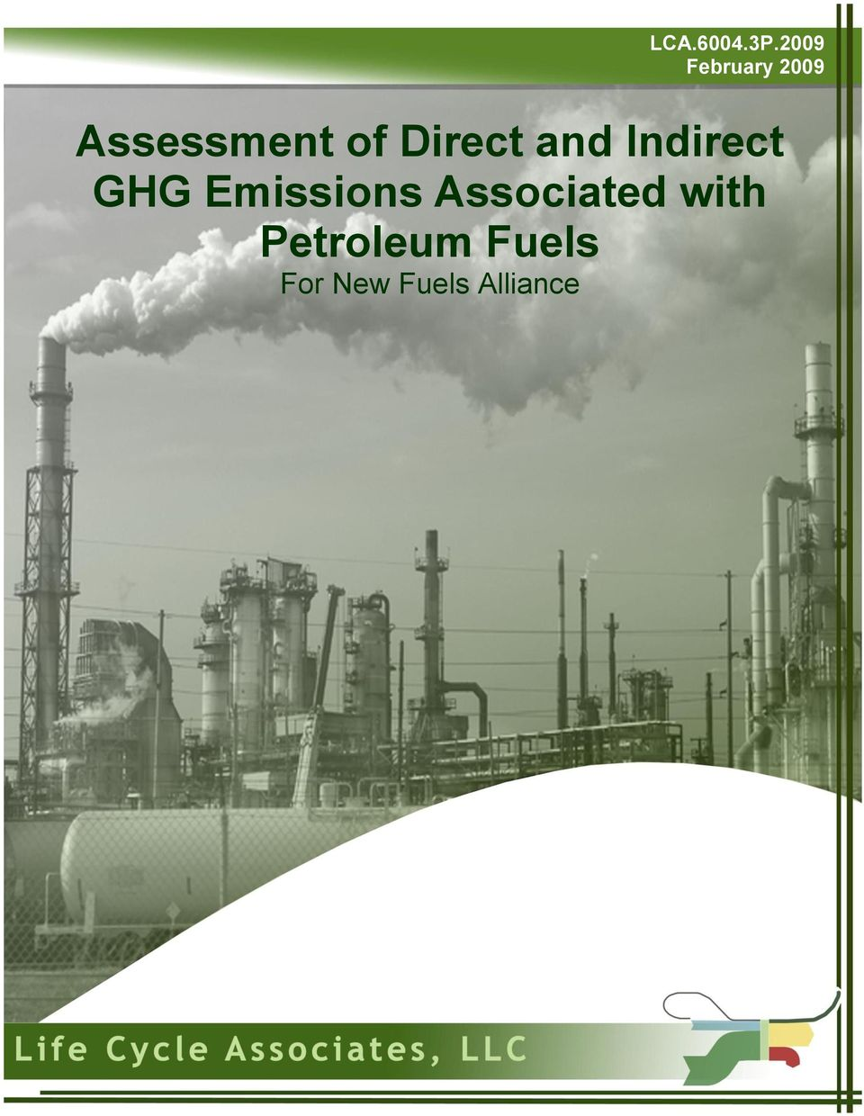 Direct and Indirect GHG Emissions Associated