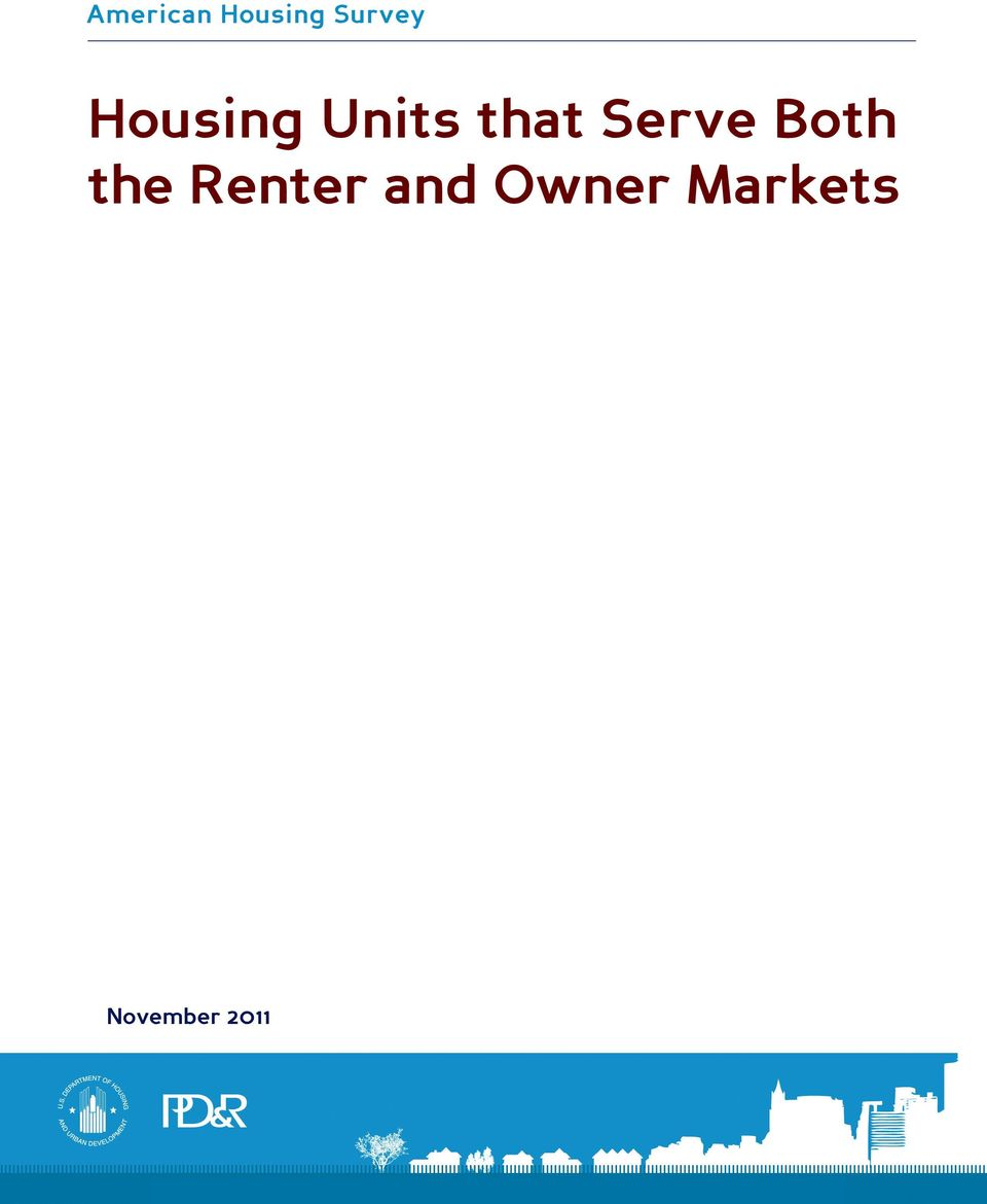 Serve Both the Renter
