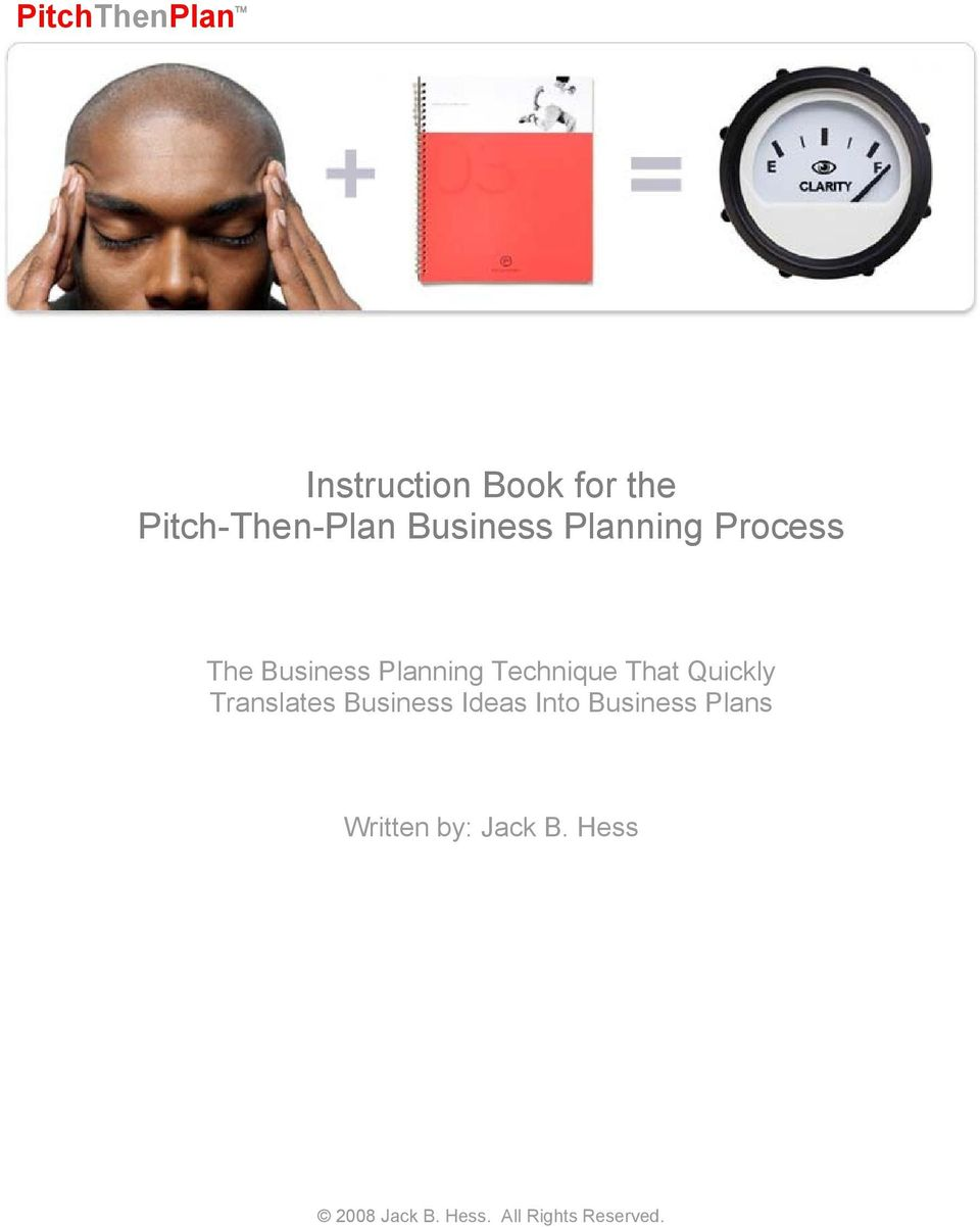 That Quickly Translates Business Ideas Into Business Plans