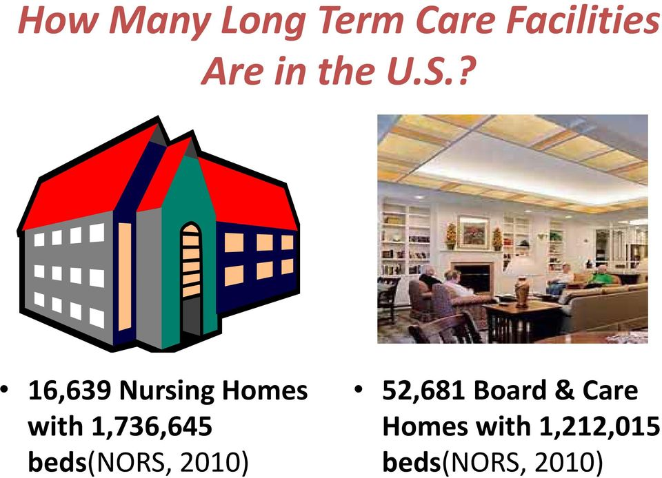 ? 16,639 Nursing Homes with 1,736,645