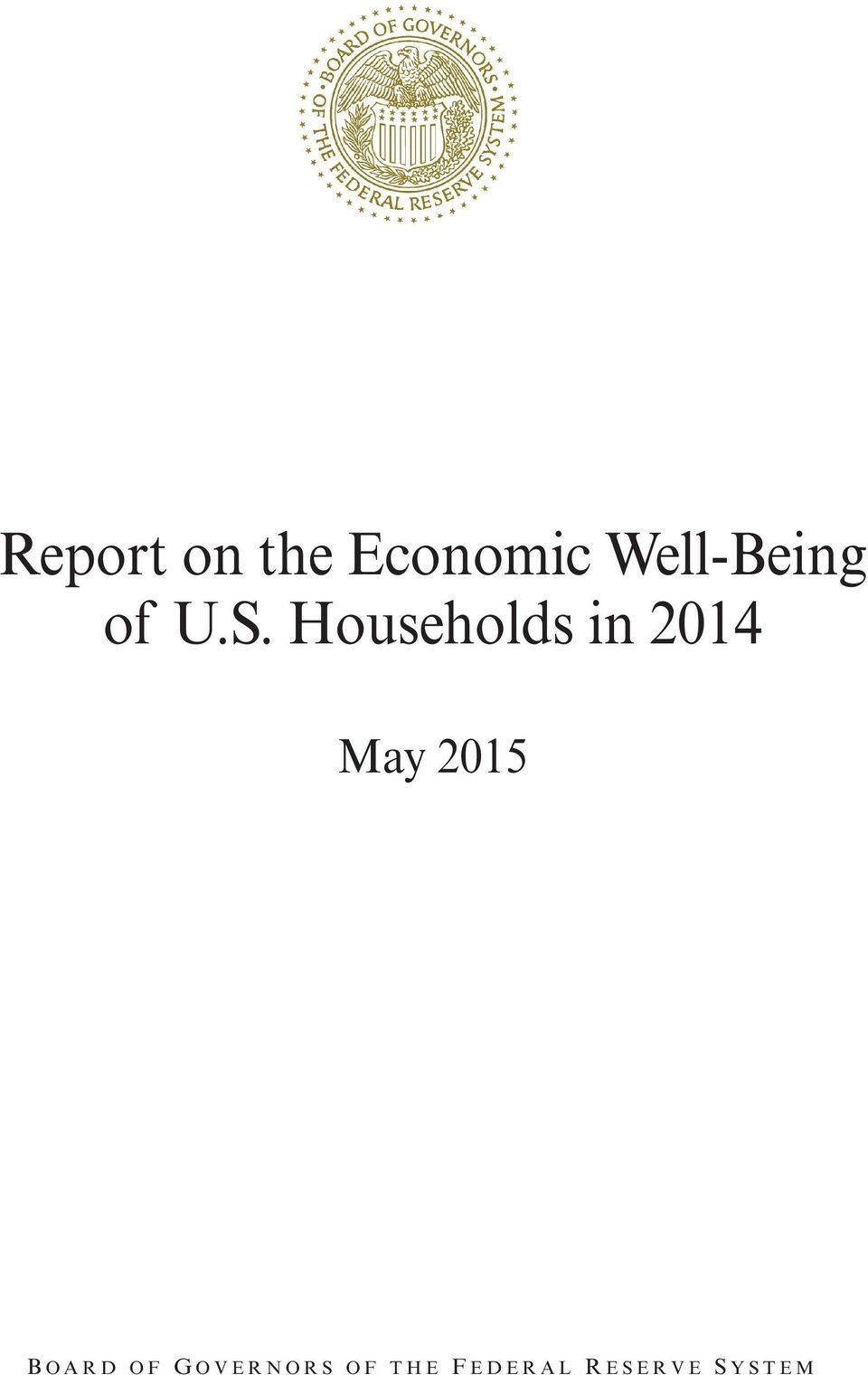Households in 2014 May 2015