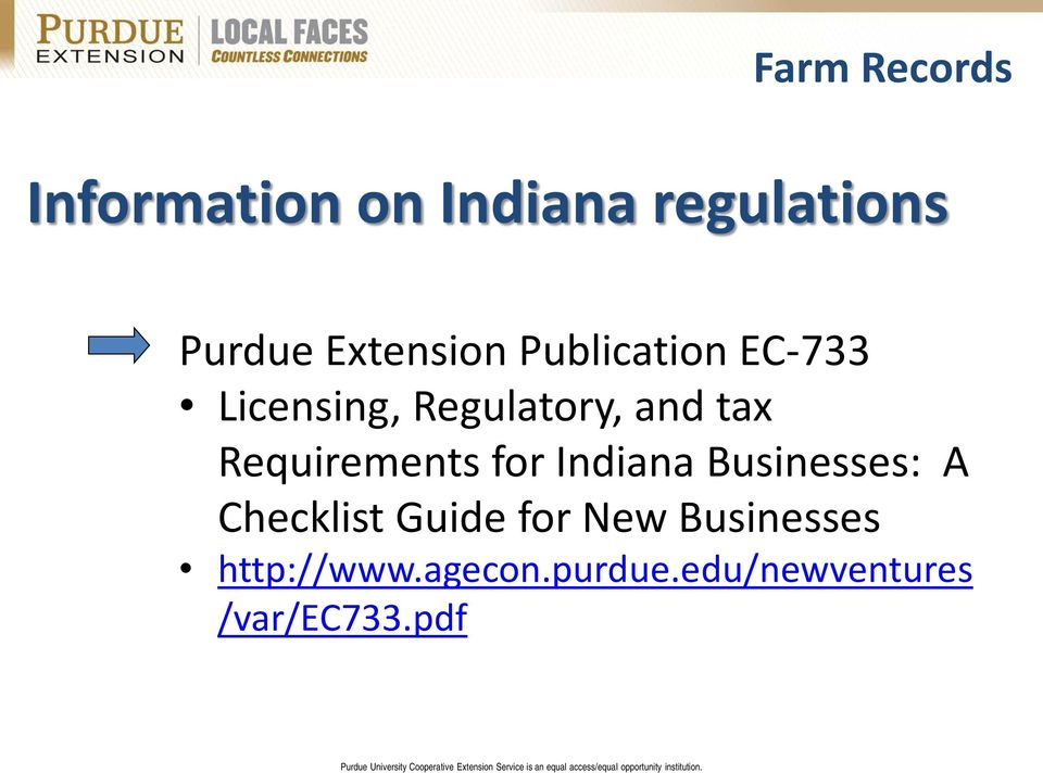 Requirements for Indiana Businesses: A Checklist Guide for