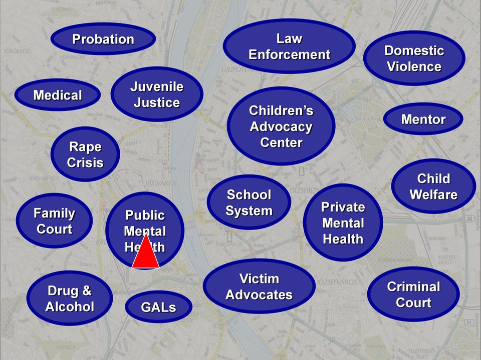 Center School System Private Mental Health Domestic Violence