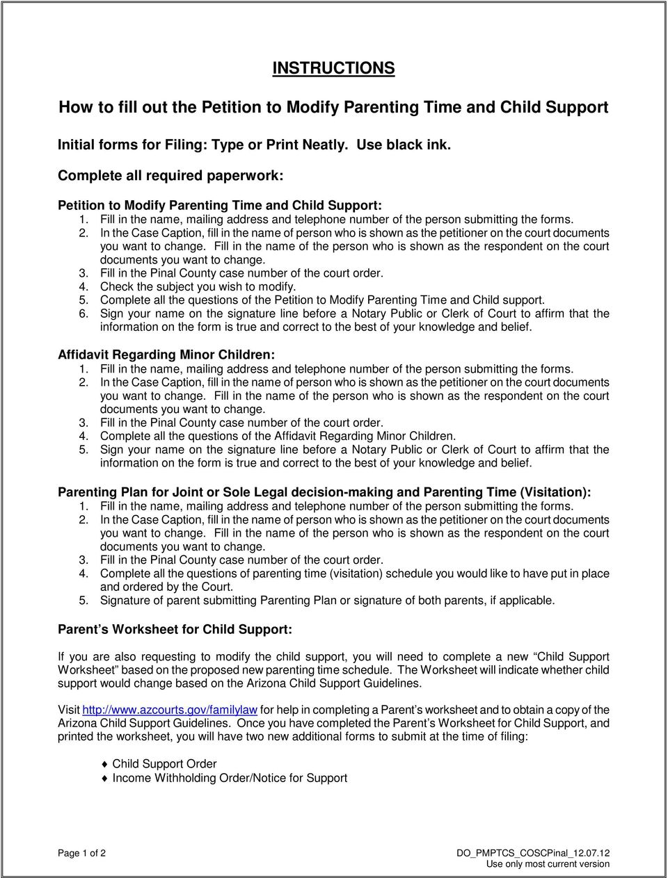 worksheet Child Support Worksheet Washington washington child support worksheet state uncategorized wa worksheet