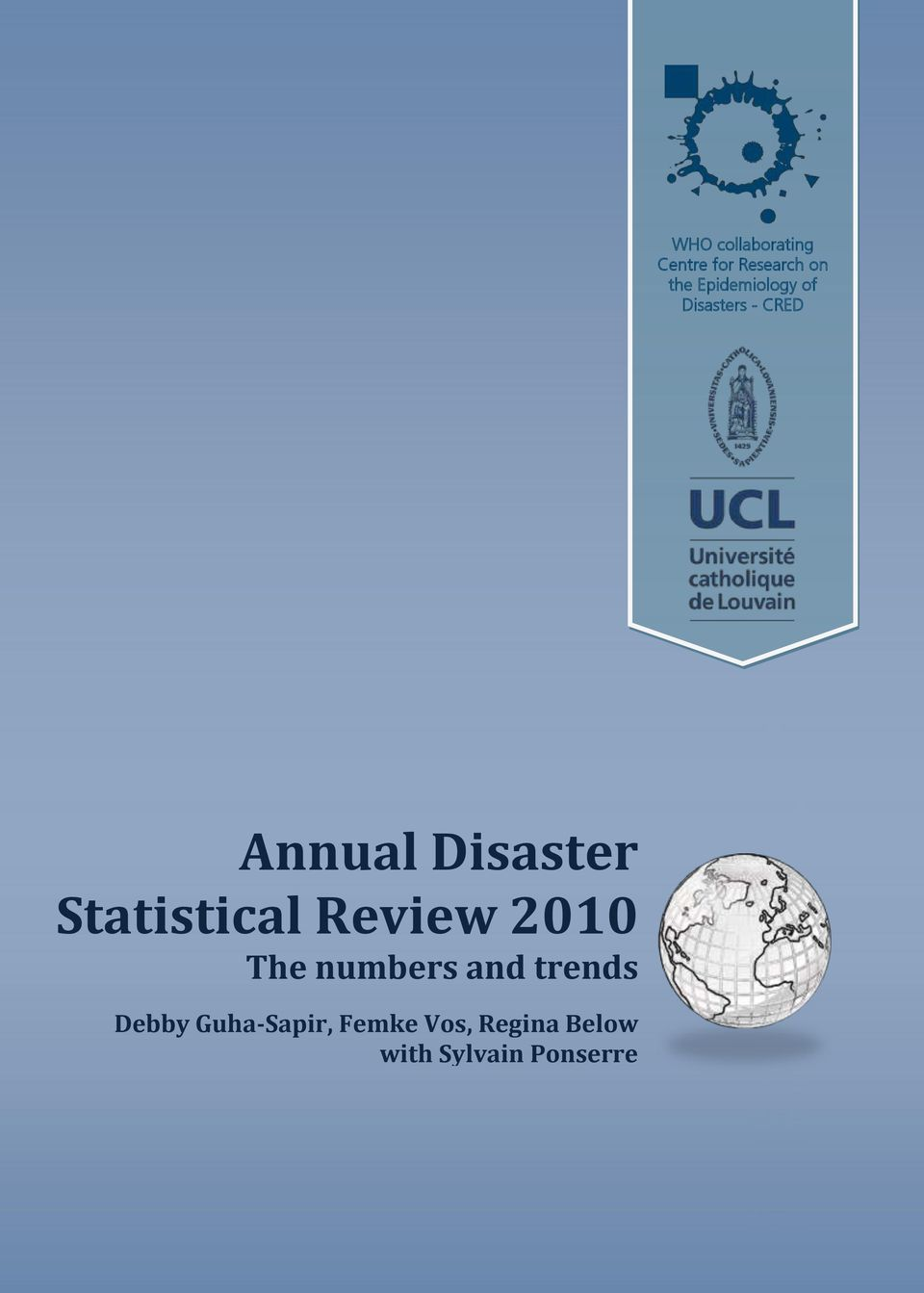 Statistical Review 2010 The numbers and trends