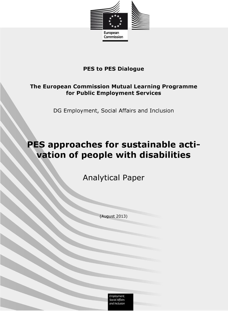 Employment, Social Affairs and Inclusion PES