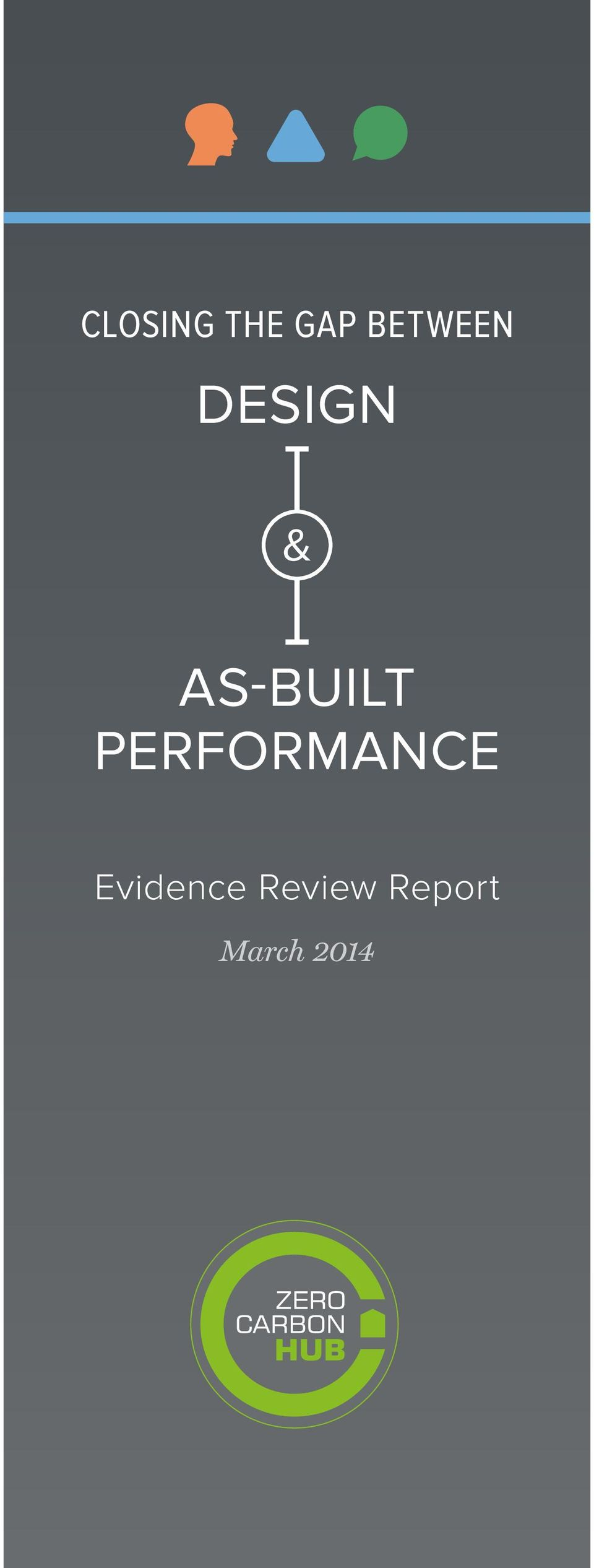 AS-BUILT PERFORMANCE