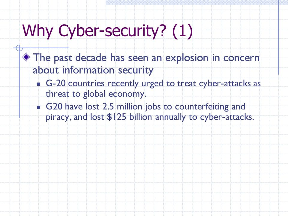 security G-20 countries recently urged to treat cyber-attacks as threat