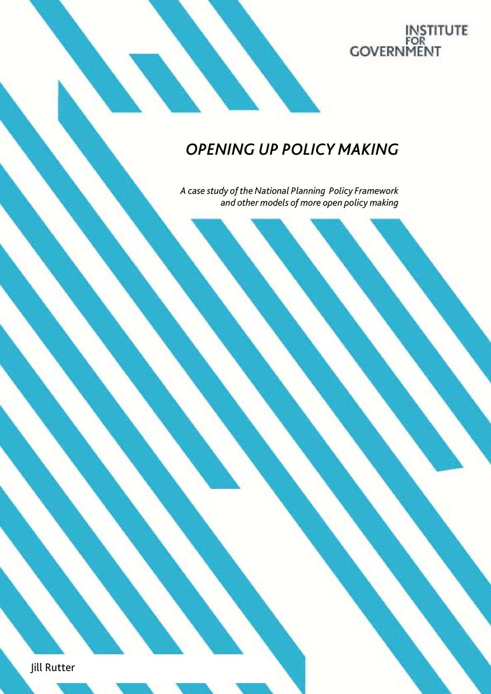 Policy Framework and other models of