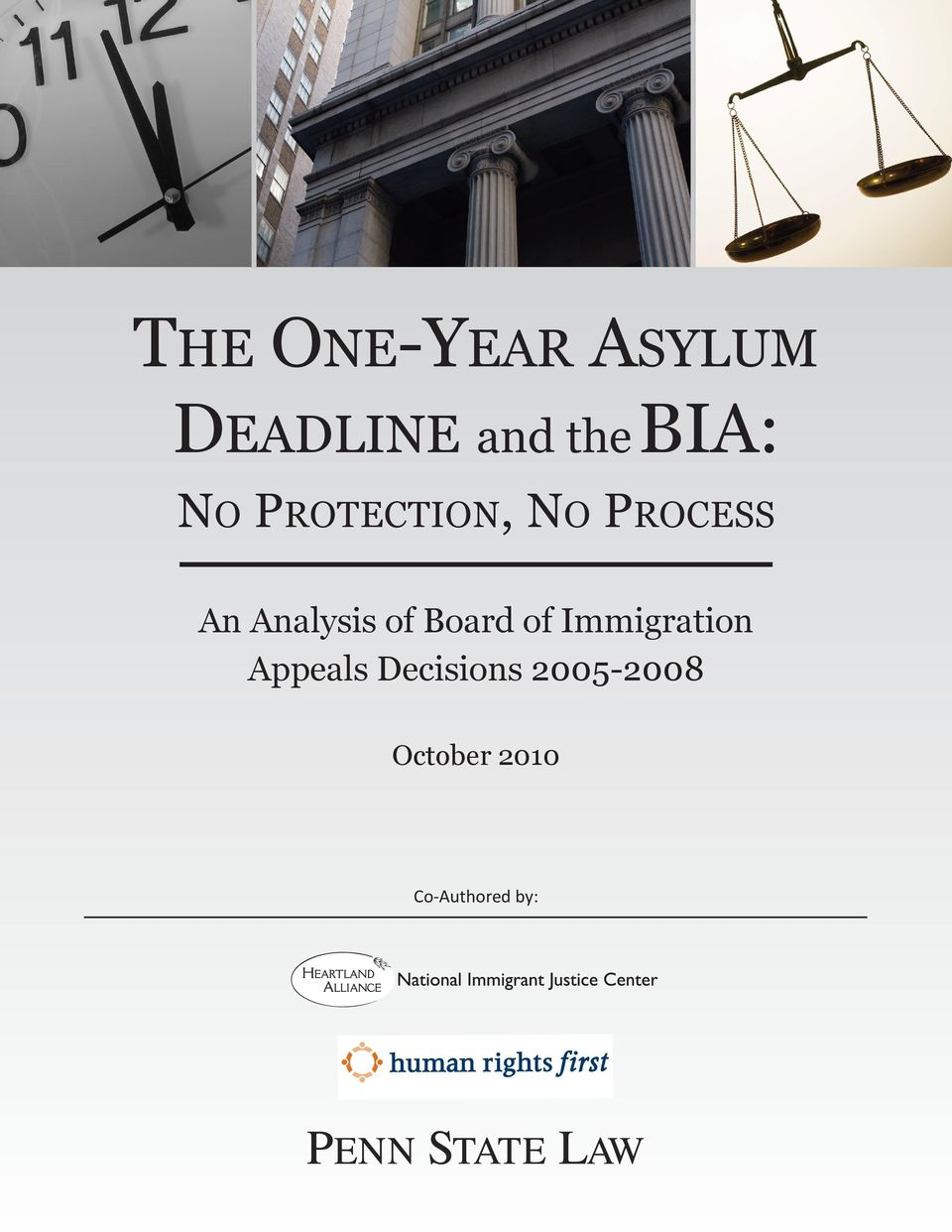 Analysis of Board of Immigration