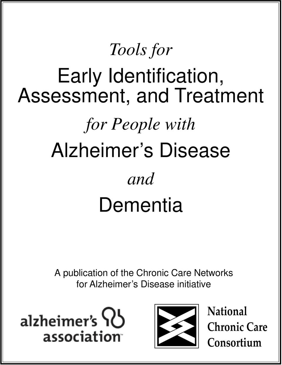 Disease Dementia A publication