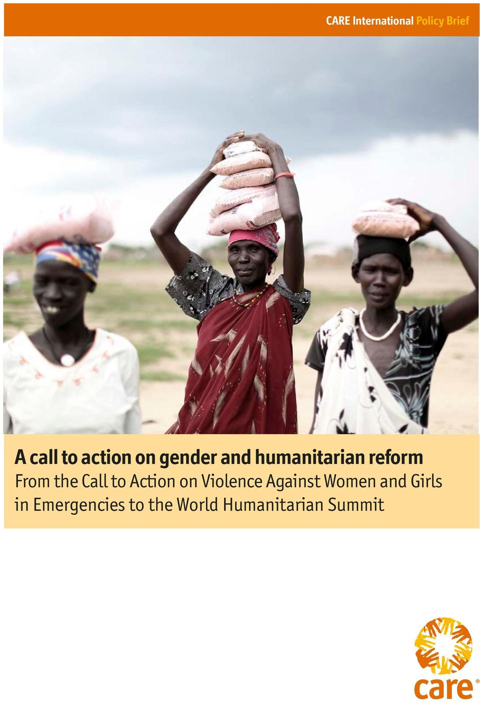 the Call to Action on Violence Against Women
