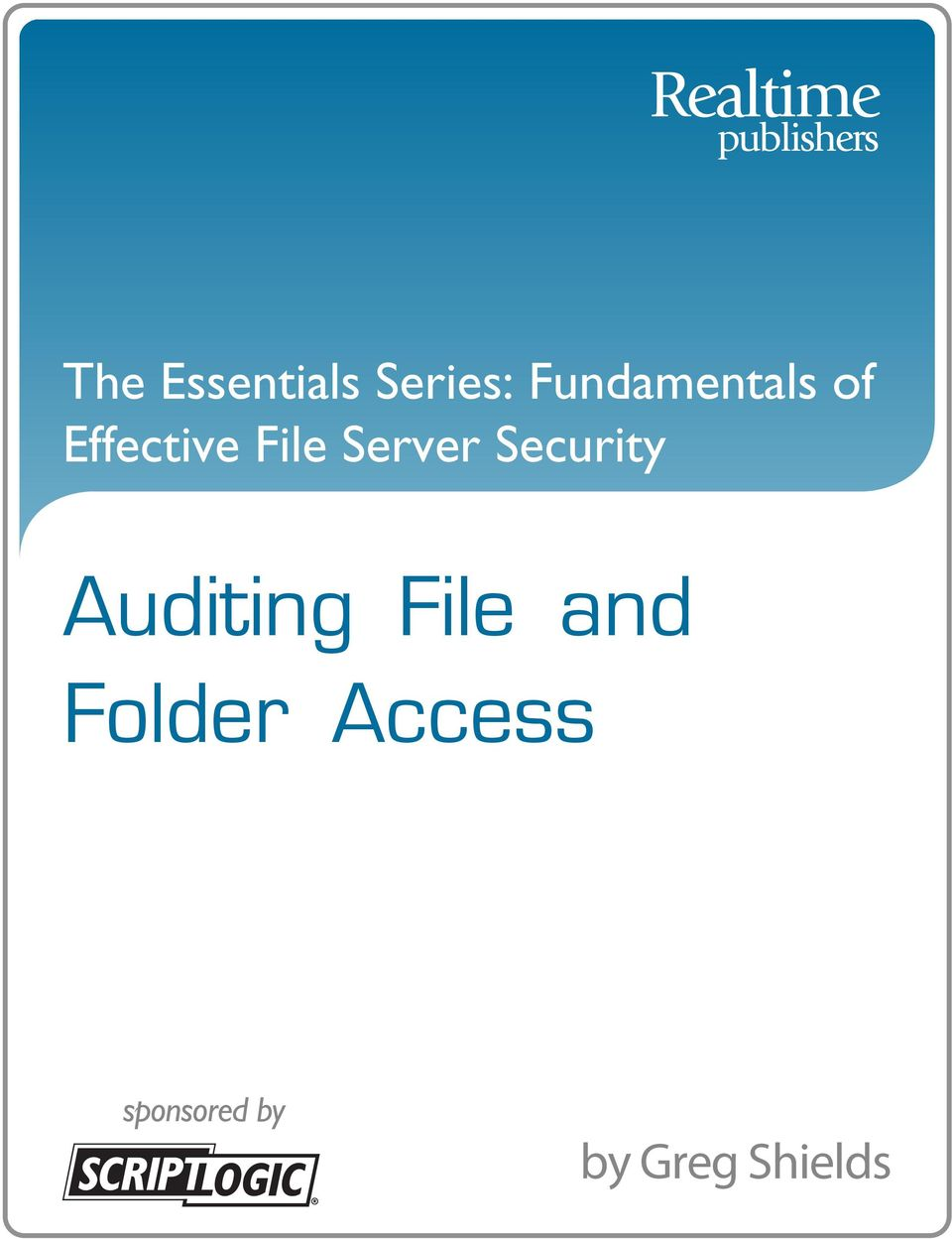 Server Security Auditing File