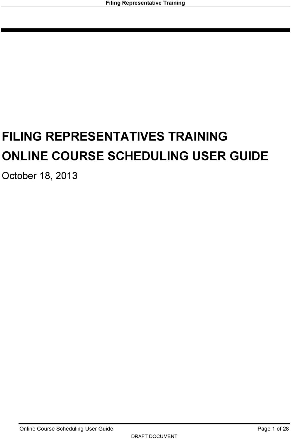 GUIDE October 18, 2013 Online