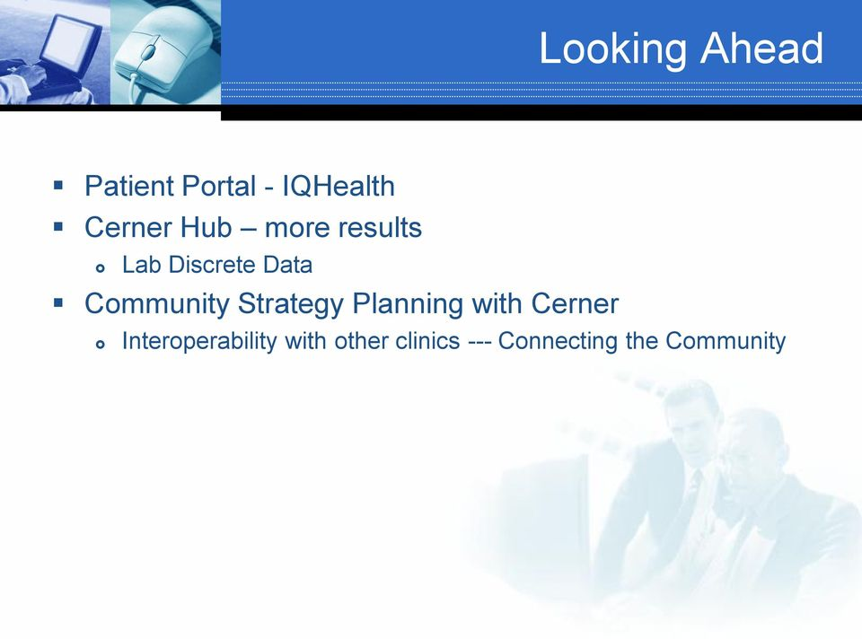 Strategy Planning with Cerner Interoperability