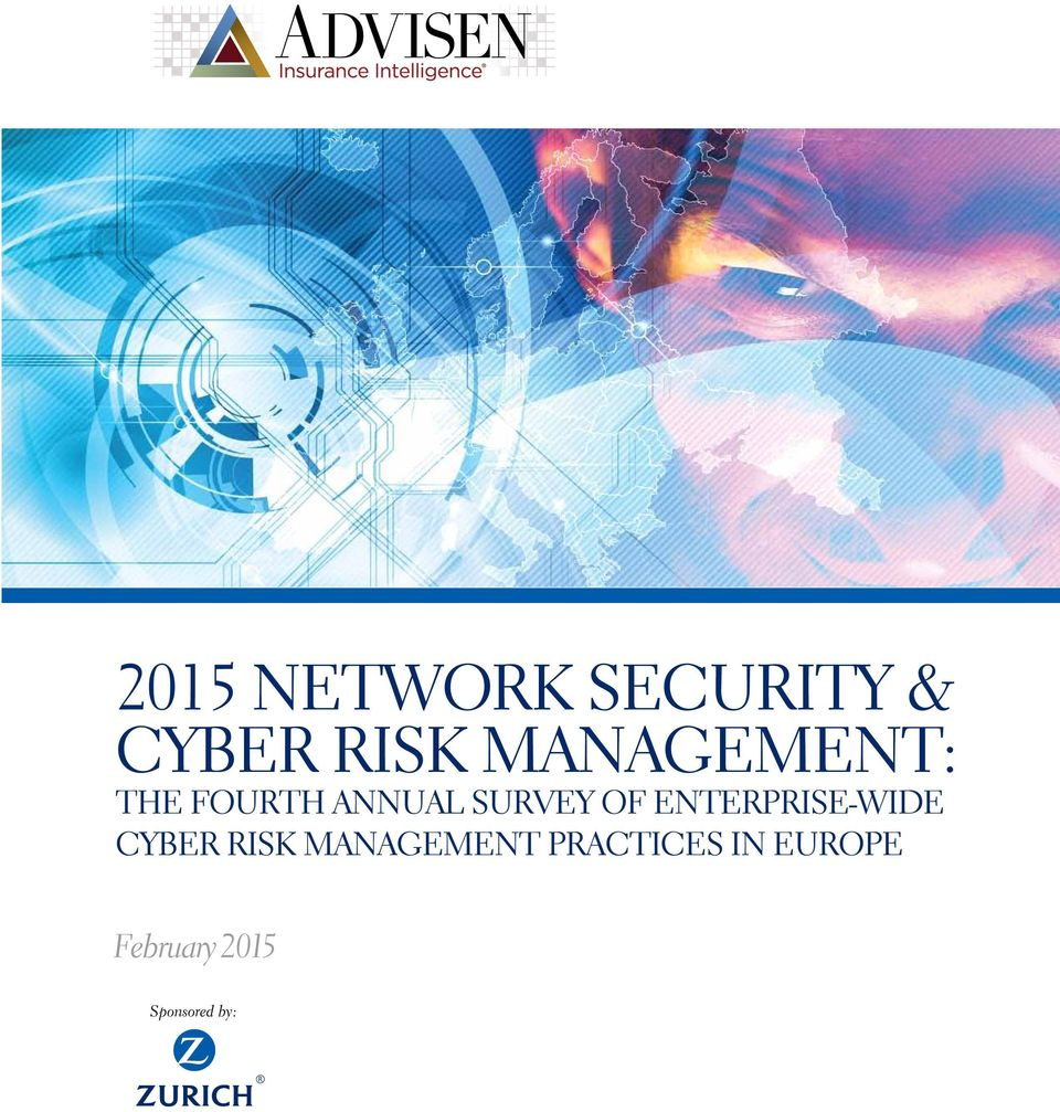 OF ENTERPRISE-WIDE CYBER RISK