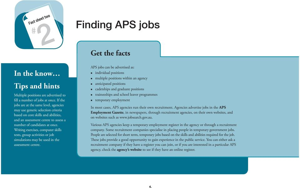 Cracking the code  How to apply for jobs in the Australian
