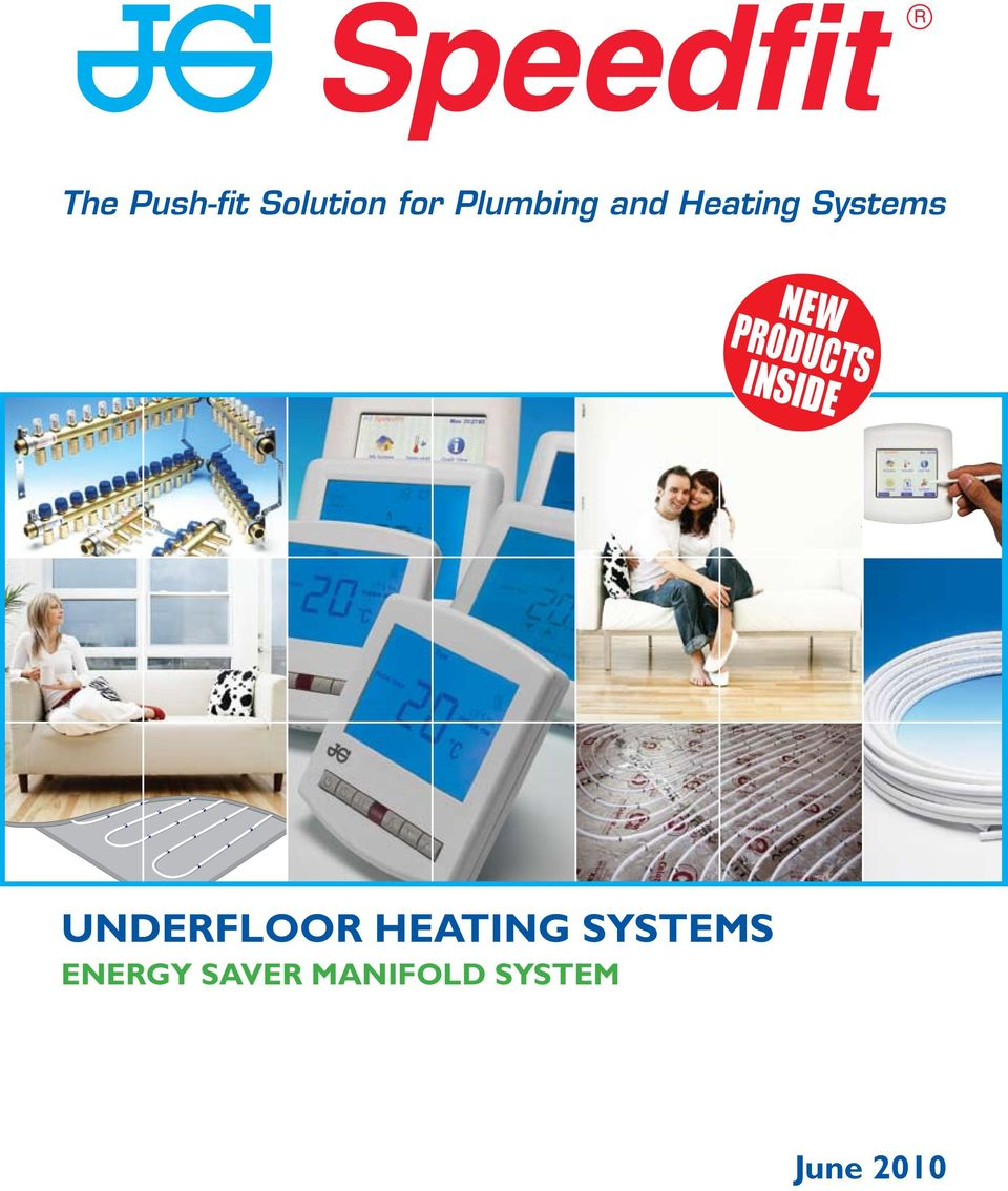 The Push-fit Solution for Plumbing and Heating Systems NEW PRODUCTS ...