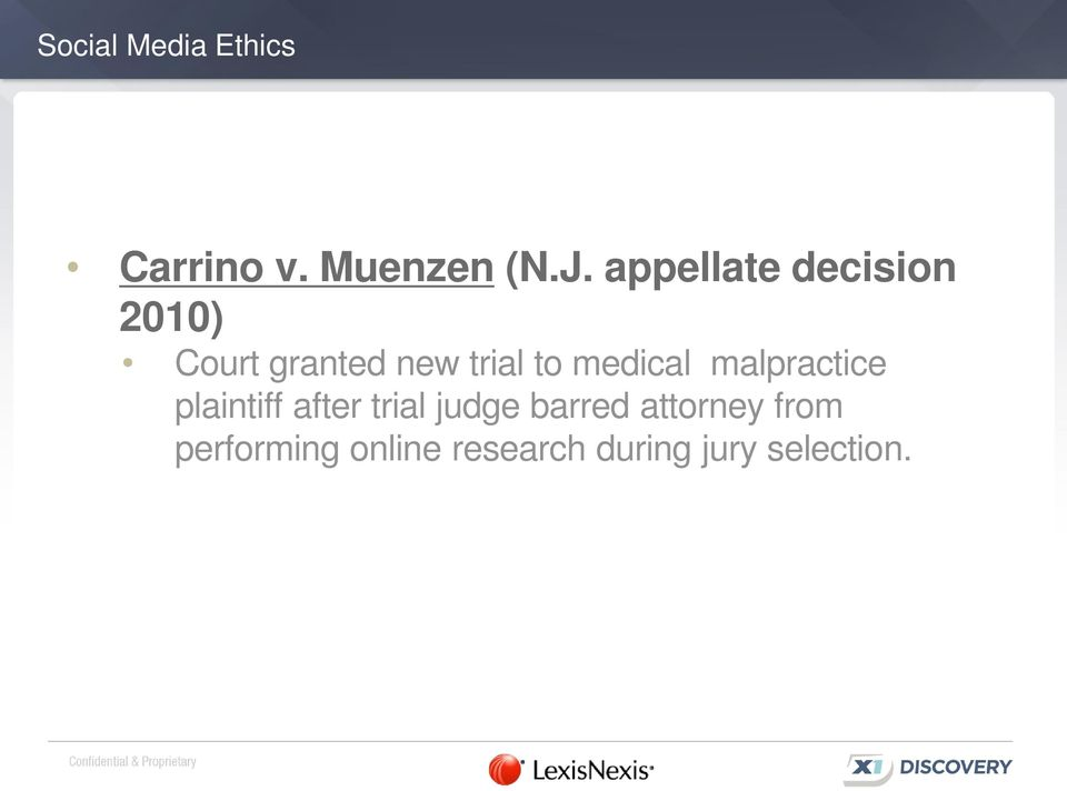 medical malpractice plaintiff after trial judge