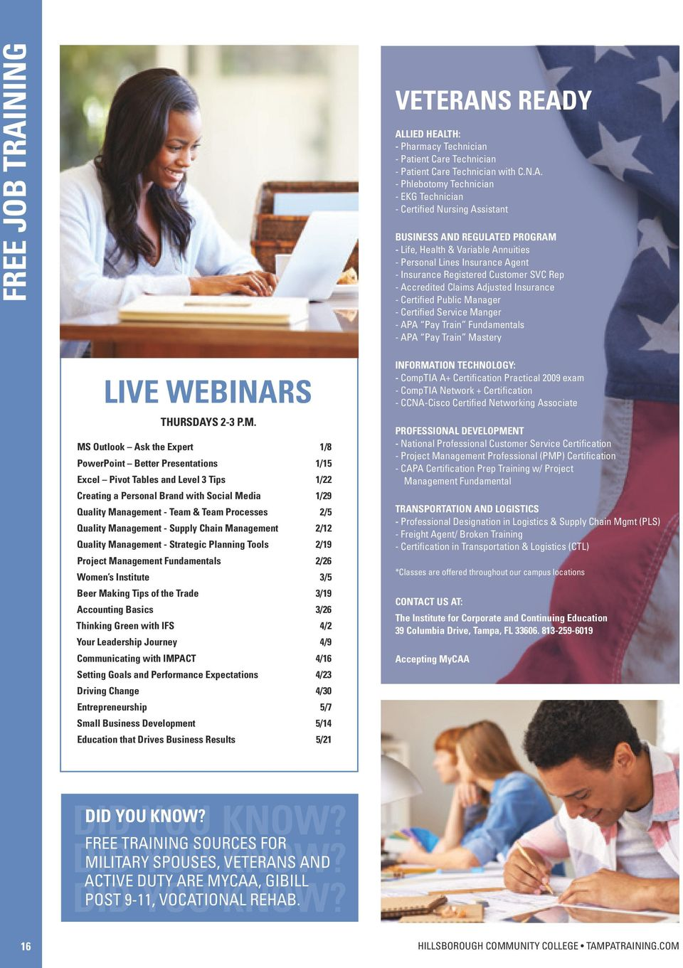 Learning For Life Continuing Education Certifications