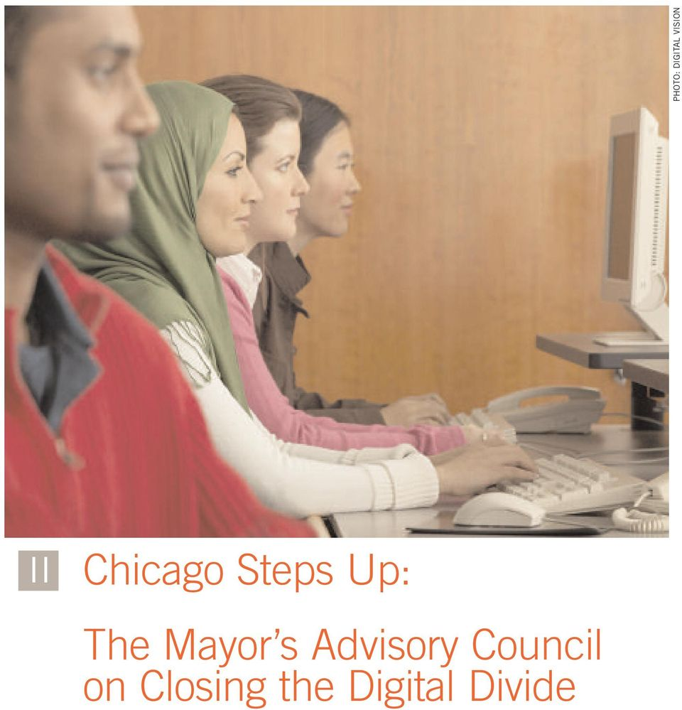 Mayor s Advisory Council