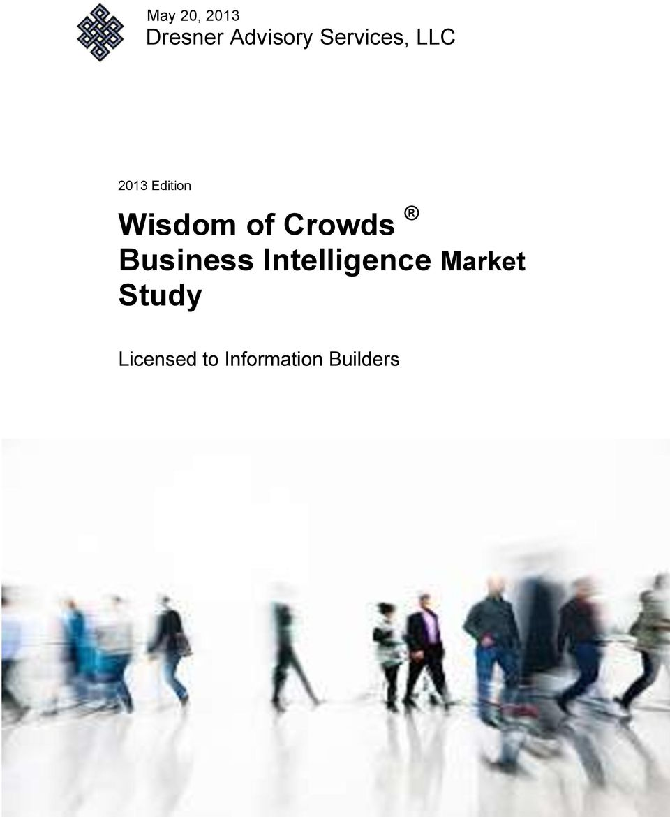 of Crowds Business Intelligence