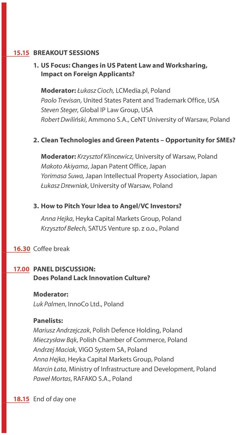 Clean Technologies and Green Patents Opportunity for SMEs?