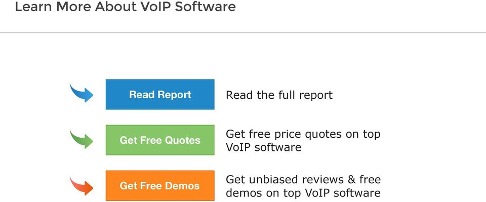quotes on top VoIP software Get Free Demos Get