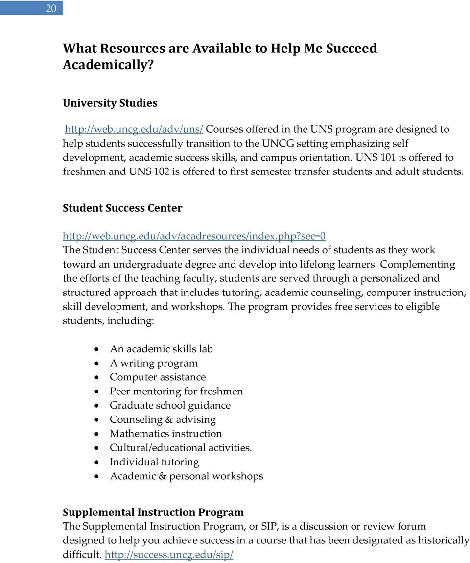 uncg thesis guidelines