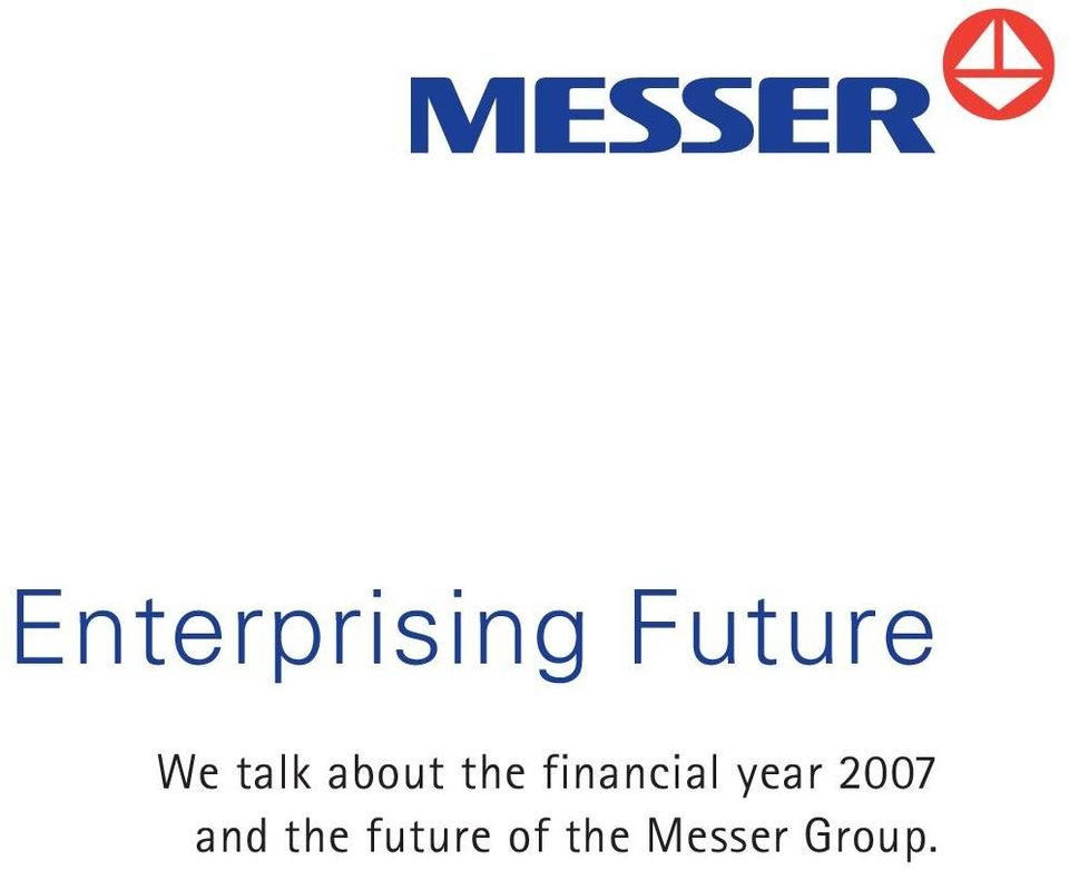 financial year 2007 and