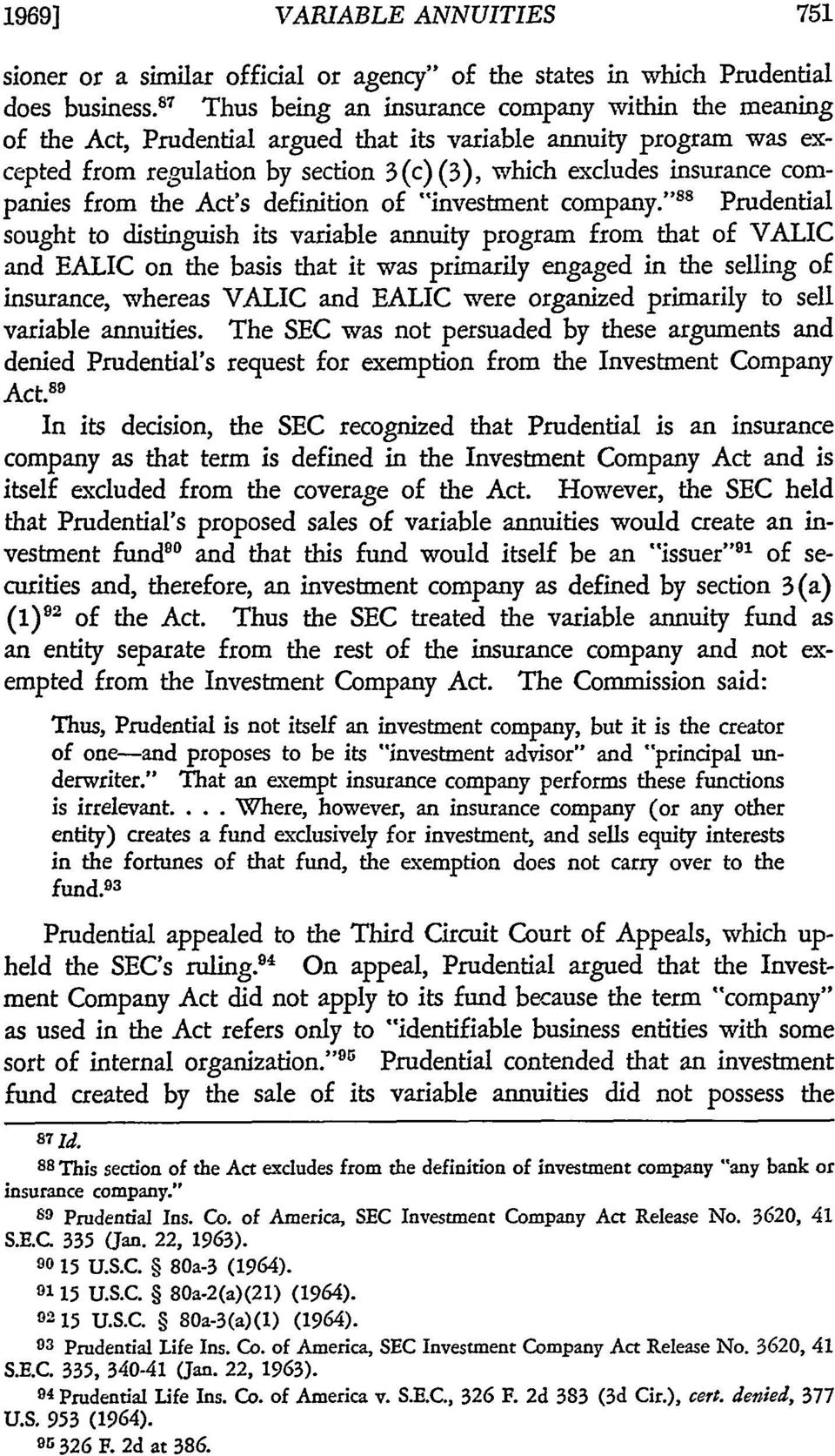 "companies from the Act's definition of ""investment company."
