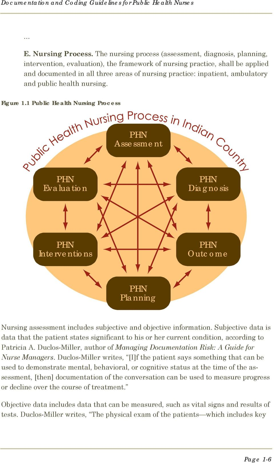 ambulatory and public health nursing. Figure 1.