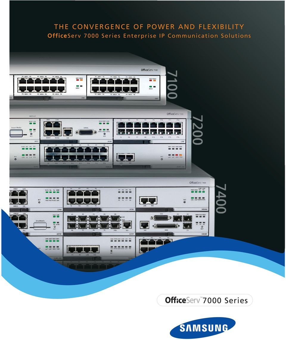 Series Enterprise IP