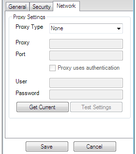 [Button 15] Settings for Netgotiator AlterEGO Application Picture 9: [Options][Tab 01] The General Settings Your Description: Put your Title or Description here, for others to see when you establish