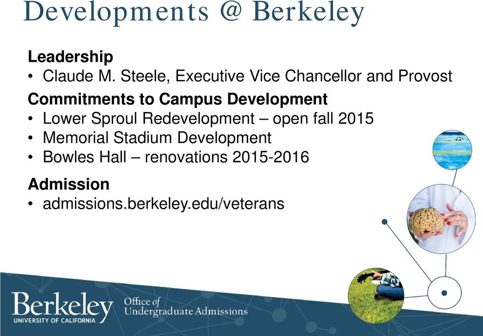 Development Lower Sproul Redevelopment open fall 2015 Memorial