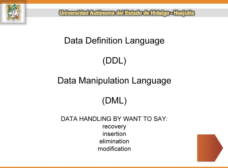 DATA HANDLING BY WANT TO SAY: