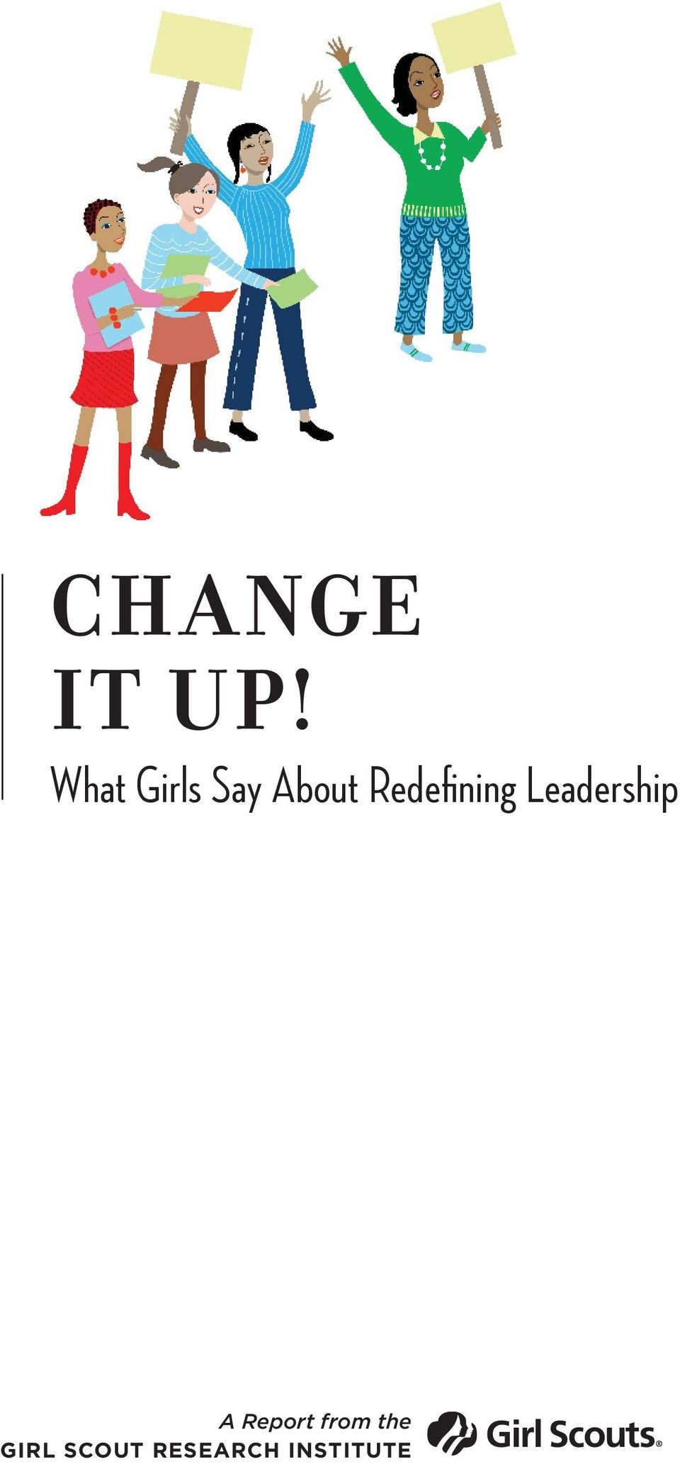 Redefining Leadership A