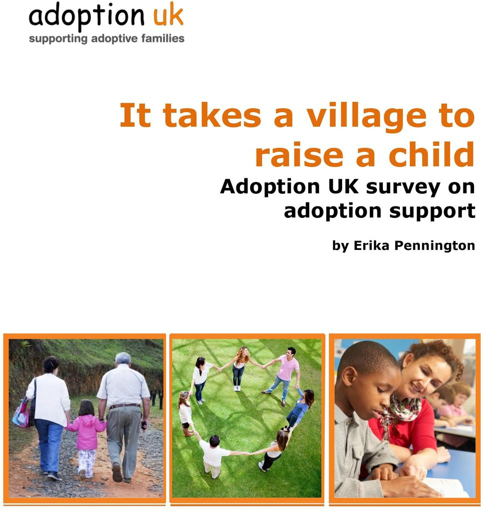 UK survey on adoption