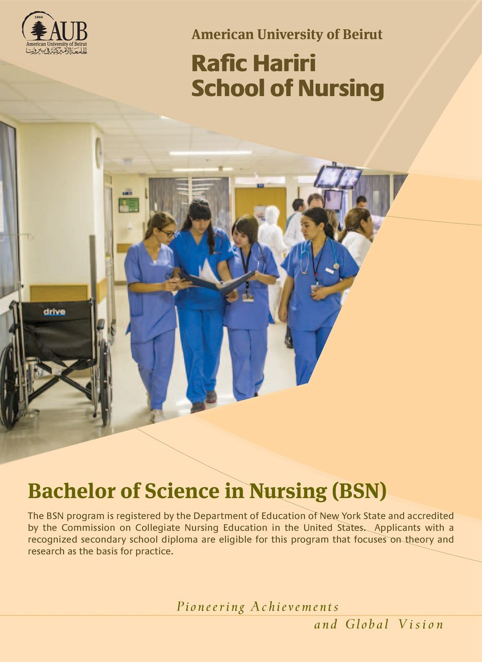 Commission on Collegiate Nursing Education in the United States.