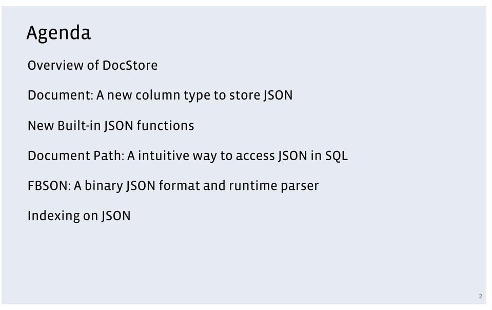 Document Path: A intuitive way to access JSON in SQL