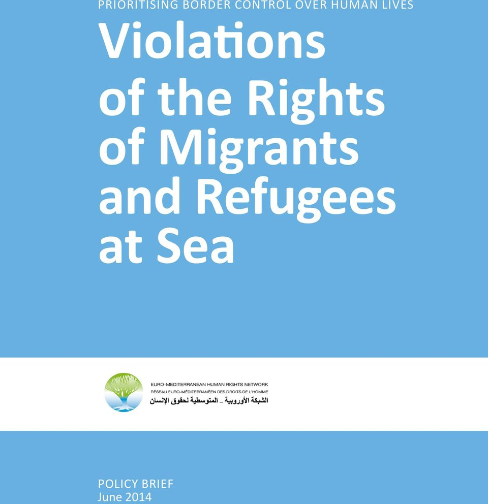 the Rights of Migrants and