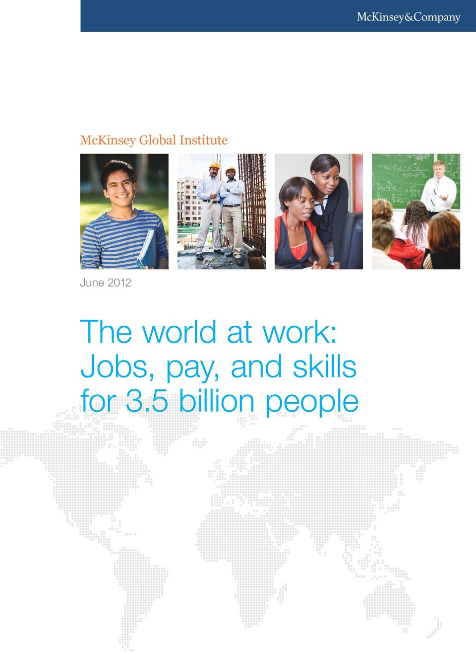world at work: Jobs,