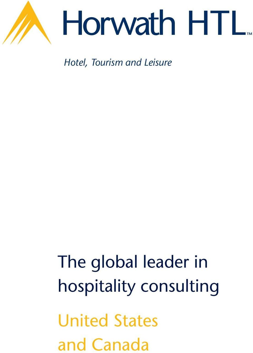 leader in hospitality