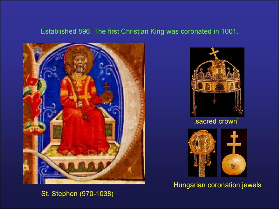 1001. sacred crown St.