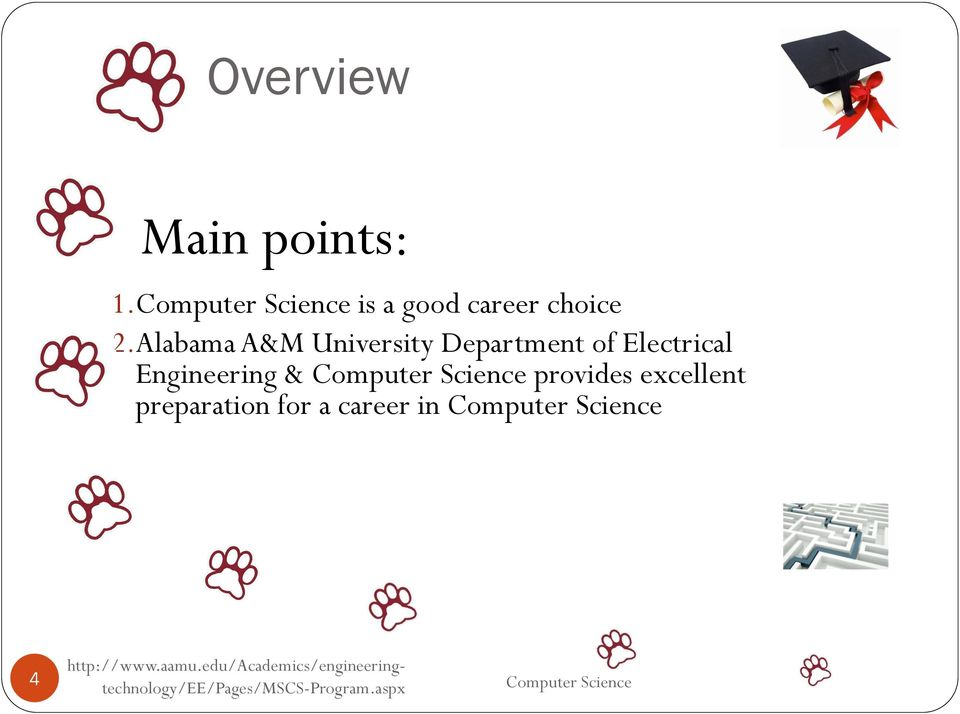 Alabama A&M University Department of
