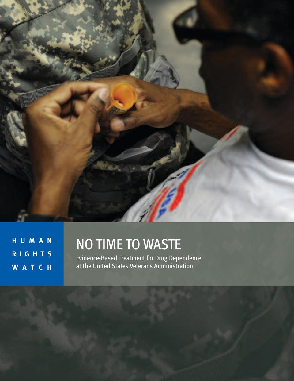 Treatment for Drug Dependence at
