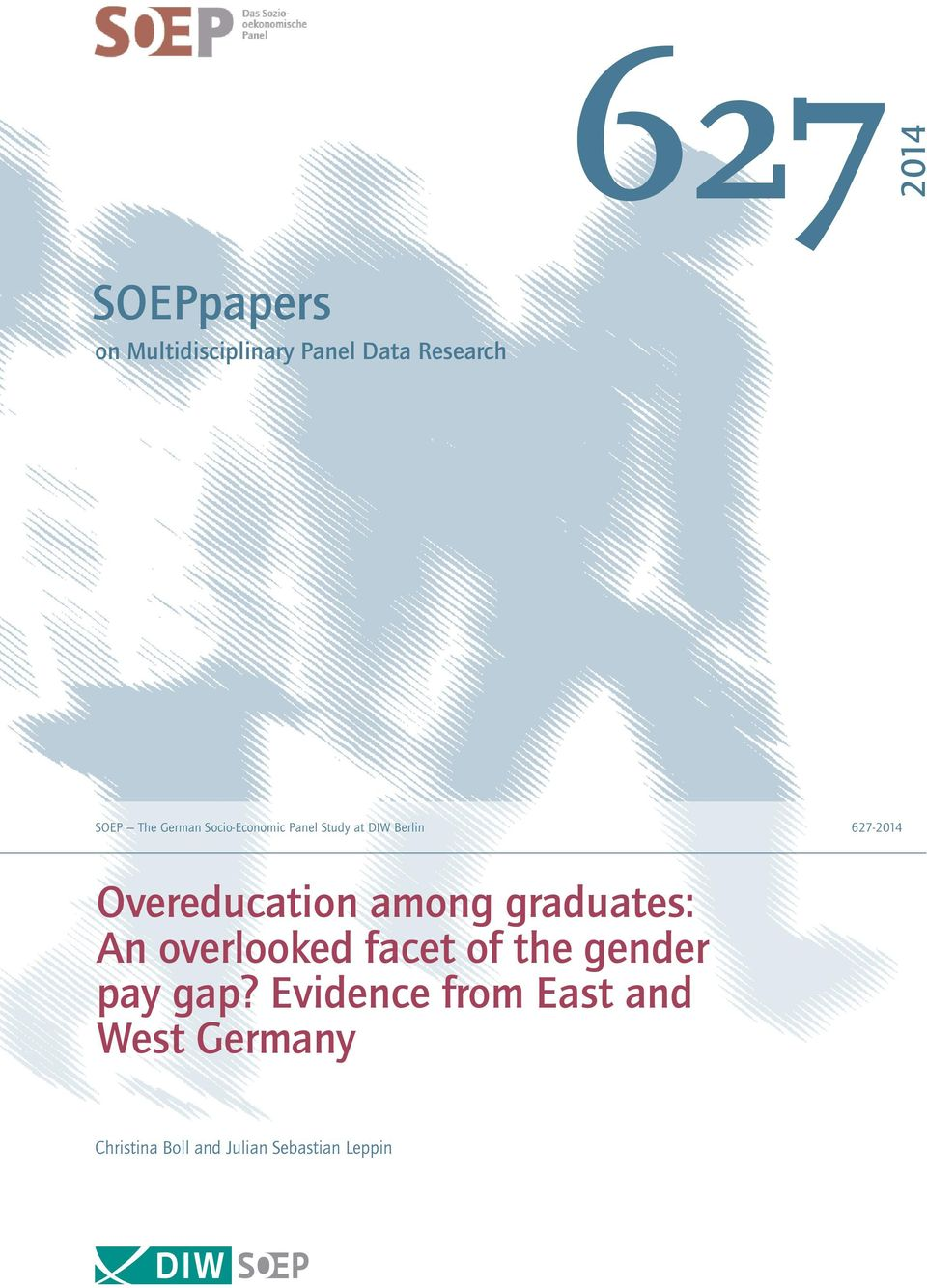 Overeducation among graduates: An overlooked facet of the gender pay