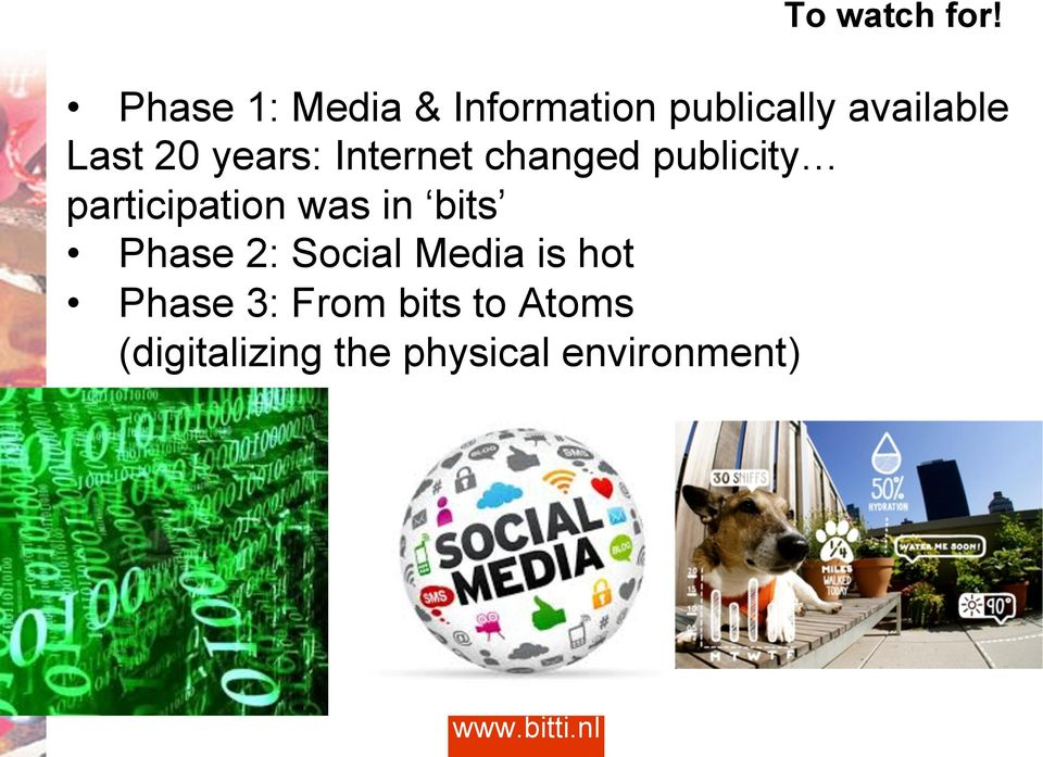 20 years: Internet changed publicity participation was