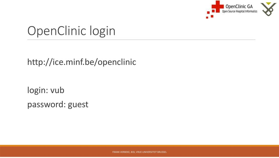 be/openclinic